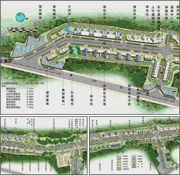 商业区规划